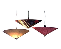 Wall hanging lights, lamp shades