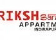 Spacious 3 BHK Flats by Antriksh Sanskriti at NH 24 Indirapuram