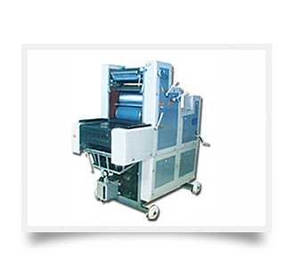 Standard model sheet fed offset printing machines - romco offset