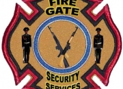 Fire gate security services