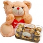 St. Valentine's Day Gifts to Japan