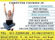 ACE  Best  Multimedia Institute in Tilak Nagar and in  Rohini.