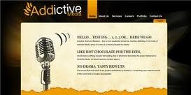 Complete website designing services from addictivemedia delhi