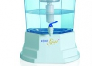 Kent gold+ gravity water purifier