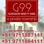 HCO: G99 Plots Gurgaon +91 9711884111 New Projects gurgaon