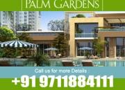 HCO: Emaar MGF Palm Gardens Gurgaon +91 9711884111 Real Estate Gurgaon