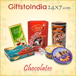 Send chocolate hampers to india