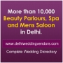 beauty parlours and men's salon in delhi