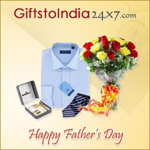 Send gifts to father on father?s day to india