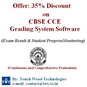 School online latest cbse-cce grading system software