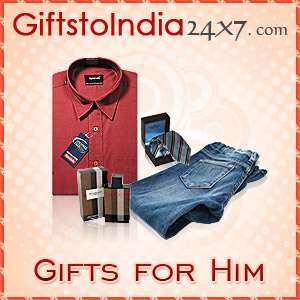 Send apparels to him