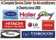 L.g,samsung,heire,o.genral,hitachi,godraj.voltas,blue star,whirlpool. ac repair&service in