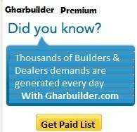 Gharbuilder.com ? one stop for home dealers & builders in india