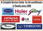 volatas ac service center in dwarka 6464-6664