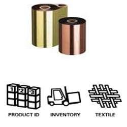 Thermal transfer barcode ribbons manufacturer.