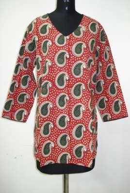 Purchase short kurtis, designer cotton kurti at amazing prices