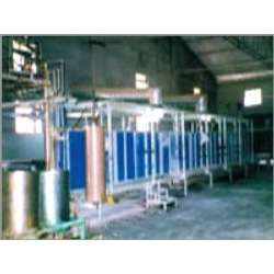 High quality slabstock foaming machine