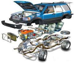 Get varieties of automotive equipments