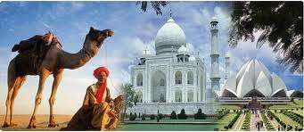 Booking golden triangle tour with pushkar