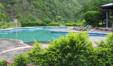 Solluna resort -luxury hotel in corbett