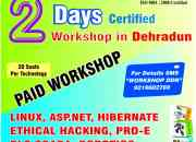 Paid Workshop in Dehradun by CETPA Infotech Pvt Ltd.