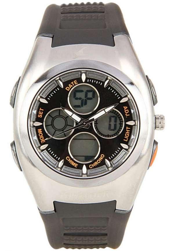 Enjoy 20% off on this stylish fastrack digital watch!