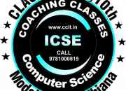 Tuition and coaching classes for icse board syllabus computer science for class 9