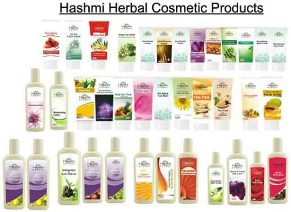 Herbal cosmetics suppliers in india