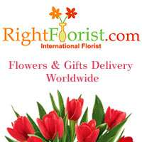 Heavenly floral pleasure for south korea