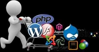 Erp, software development, web design, web development