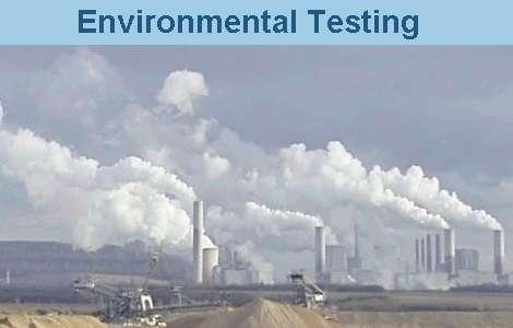 Environmental testing laboratory in delhi