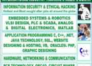 Ethical hacking industrial training