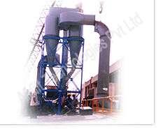 Cyclone separator manufactrure in india
