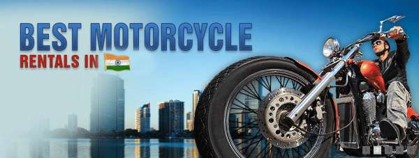 Motorbike/bike/royal enfield bullet rental in india