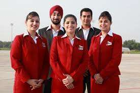 Urgent openings for cabin crew in air lines