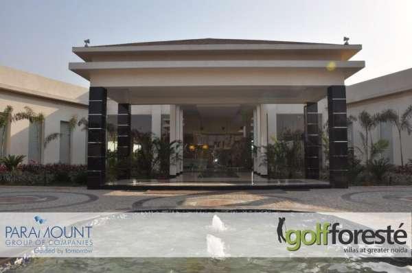 Outstanding designed golf foreste villa in greater noida