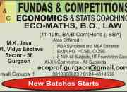 Bank PO Coaching in Gurgaon, DLF & Sohna Road
