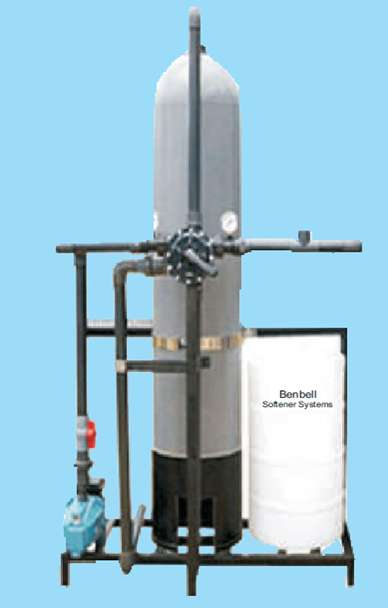 Call 9350899200 for free demo water testing benbell softener systems