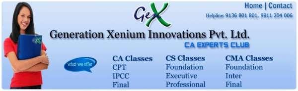 Best coaching institute for ca/cs clsses, [ca-cpt/ipcc/final] & [cs-foundation/executive]