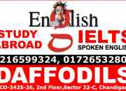 Best  IELTS & English Speaking Institute in  Chandigarh
