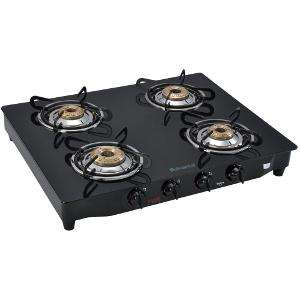 Gas stoves glass & stainless steel manufacture