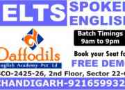 IELTS and English Institute in Chandigarh