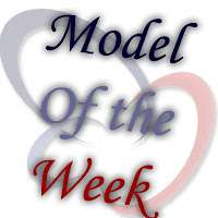 Model the week by marvellous entertainment