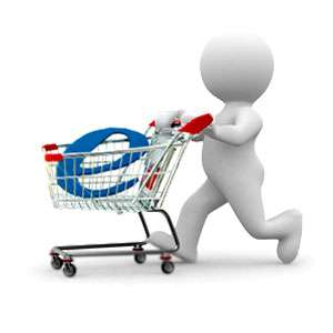 Shopping cart, ecommerce web site development india, e commerce web development india,