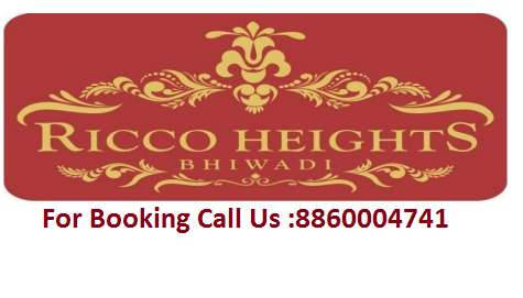 8860004741,ricco developers presents their much awaited project in bhiwadi.