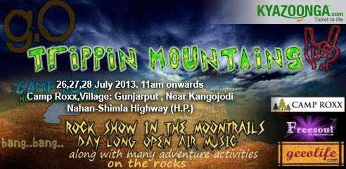 Kyazoonga.com: buy tickets online for g.o trippin mountains