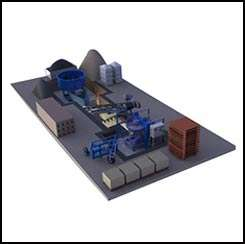 Fly ash brick making plant manufacturer and supplier/9999984946