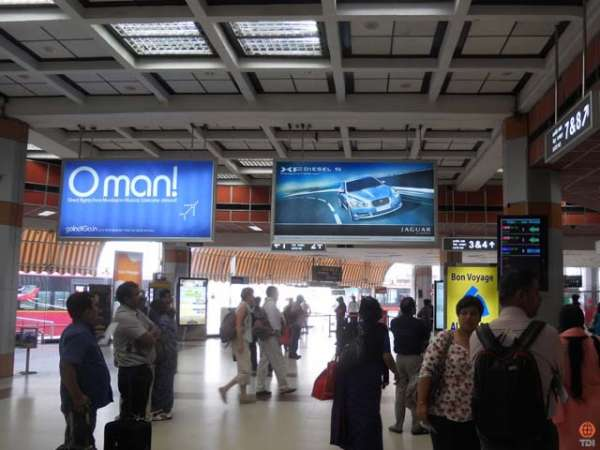 Tdi india - advertising | airport displays, airport signages