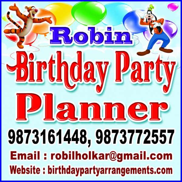 Birthday party organizer in delhi @ 9873161448