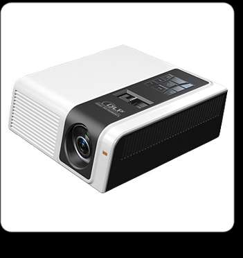 Led projector with built-in-speakers available at affordable price